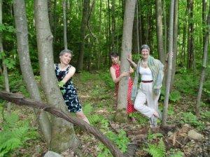 Three Poets May 29, 2011